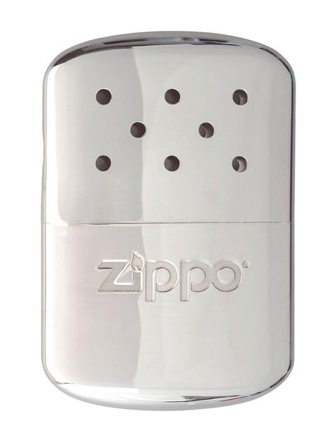 Zippo Taschenofen Benzin chrom